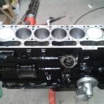 Triumph TR6 engine rebuild