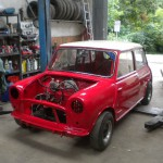 MK1 Mini Cooper S, Historic race car