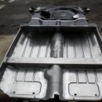 Floor pan