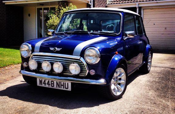 February Classic Car Restoration And Repair - Classic mini car
