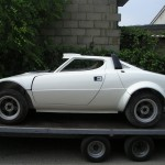 Lancia Stratos kit car