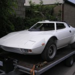Lancia Stratos kit car with Alfa 3ltr Engine